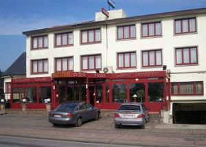 Hotel British in Bilzen