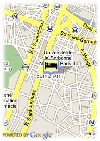 map-Hotel du Pantheon