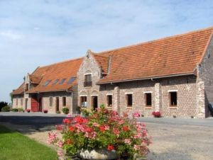 B&B Varlet Farm in Ieper