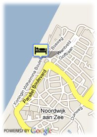 map-Hotels van Oranje