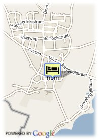 map-Holland Hotel Crasborn