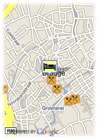 map-B&B Huyze die Maene