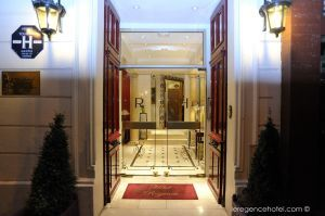 Hotel Regence in Paris