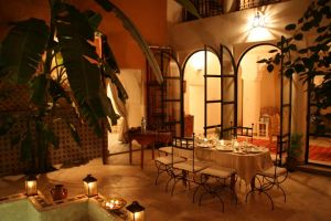 Riad Ineslisa in Marrakech