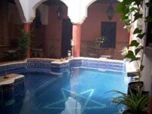 Riad Le Plein Sud in Marrakech