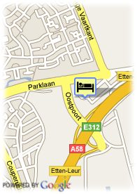 map-Hampshire Trivium Hotel & Spa