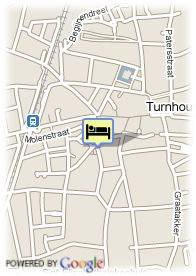 map-Corsendonk Apartments