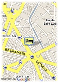 map-Hotel Republique