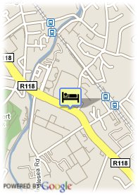 map-Blakes Townhouse
