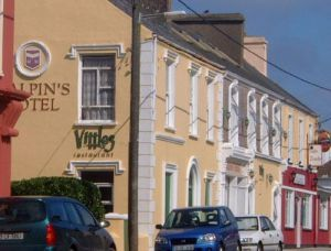 Halpins Townhouse in Kilkee