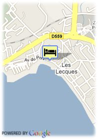 map-Grand Hotel les Lecques