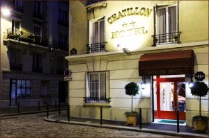 Hotel Chatillon in Paris