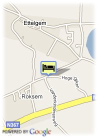 map-Hotel De Stokerij