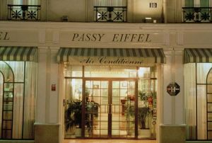 Hotel Passy Eiffel in Paris