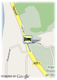 map-Fletcher Hotel-Restaurant Rooland