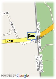 map-Golden Tulip Landhotel Cox