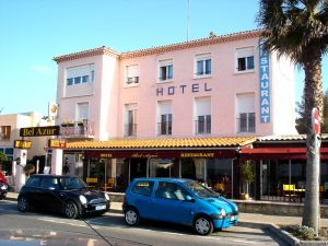 Hotel Bel Azur in Six-Fours-les-Plages