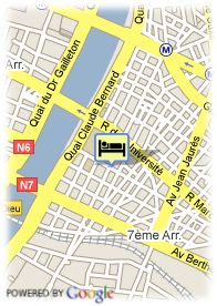 map-Hotel Les Carres Pegase
