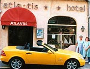 Hotel Atlantis in Cannes