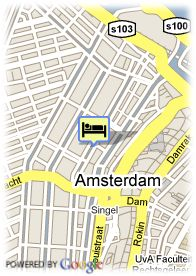 map-The Times Hotel