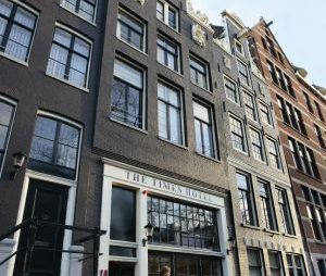 Hotelletje Amsterdam: The Times Hotel in Amsterdam
