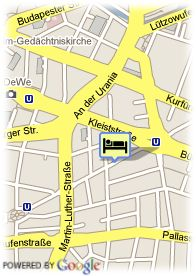 map-Cityrentals Berlin