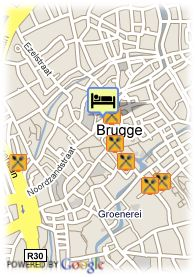 map-Relais & Chateaux Hotel Heritage