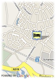 map-Hampshire Hotel Avenarius
