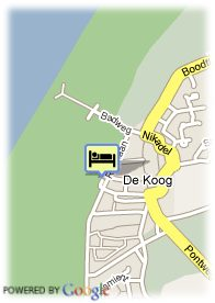 map-Hampshire Grand Hotel Opduin