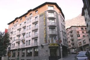 Hotel Comtes d'Urgell in Escaldes - Engordany
