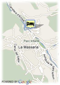 map-Magic La Massana
