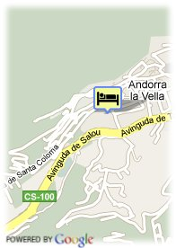 map-Hotel Crowne Plaza
