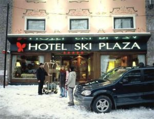 Hotel Ski Plaza in Soldeu - Canillo