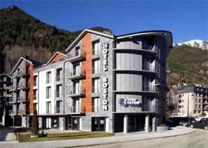 Hotel Boston in Ordino