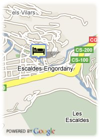 map-Ahotels Princep