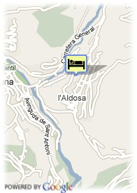 map-Abba Xalet Suites Hotel