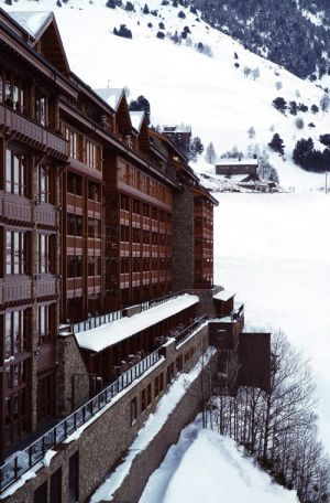 Hotel Sport Hermitage in Soldeu - Canillo