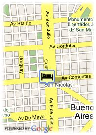 map-Republica Wellness and Spa