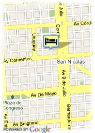 map-Hotel Art Deco Hotel And Suites