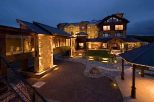 Imago Hotel and Spa in Calafate