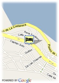 map-Hosteria Boutique Blanca Patagonia