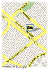 map-Purobaires Hotel Boutique