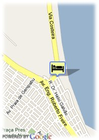 map-Rifoles Praia Hotel And Resort