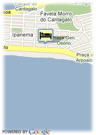 map-Golden Tulip Ipanema Plaza