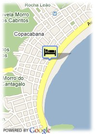 map-Hotel Pestana Rio Atlantica