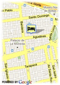 map-Plaza San Francisco