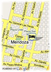 map-Huentala Hotel Boutique