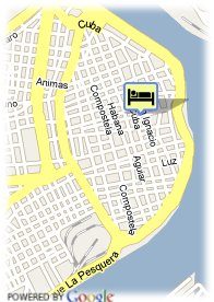 map-Hotel Raquel