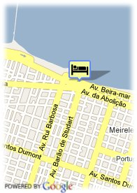 map-Hotel Diogo