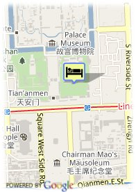 map-Wangfujing Grand Hotel